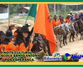 Escola Santo Antônio realiza no PDS Esperança sua Primeira Noite Cultural